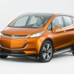 VIDEO: Chevrolet Bolt Electric Vehicle debuts at North American International Auto Show