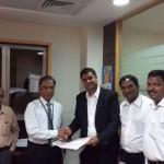 Daimler India signs MoU with Karur Vysya Bank as preferred financier