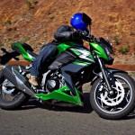 Kawasaki Z250 Review: Zesty Zee