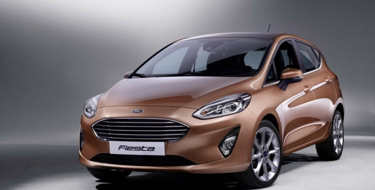 New Ford Fiesta promises to be 'the world's most advanced small car'